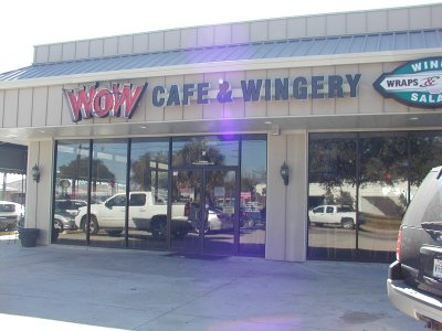 Suite A - WOW Wingery in Same Strip Mall