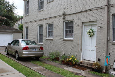 Side Entrance