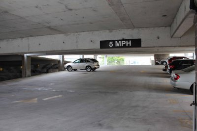 3rd-Level Covered Parking Space