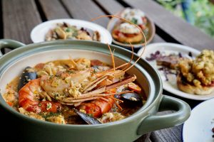 Cajun and Creole Food